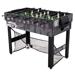 "Triumph 48"" MLS Trifecta 3-in-1 Foosball Soccer Table Includ"