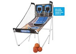 Triumph Big Shot II Double Shootout Basketball Game with LED