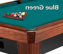 12' Simonis 860 Blue Green Billiard Pool Table Cloth Felt