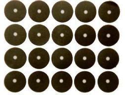 "58"" 2 Pce Fiberglass Pool Cue Black - White 18 Ounce"