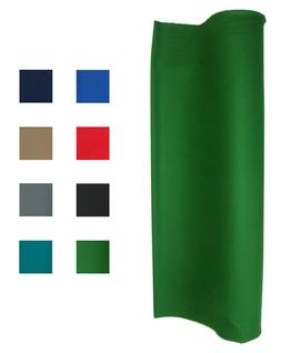 21 Oz Pool Table Felt - Billiard Cloth - Priced Per Foot Cho