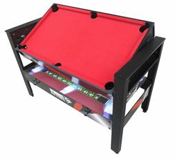 4 in 1 Gametable Swivel Multi Table Game Tables Games Gaming
