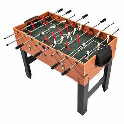 "48"" 3-in-1 Multi Combo Football Billiards Pool Hockey Game T"