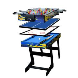 "48"" 4 in 1 Multi-function Table  Soccer Foosball Table Tenni"