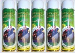 5 Quick Clean Cans, Pool Table Felt Cloth Cleaner, Easy To U