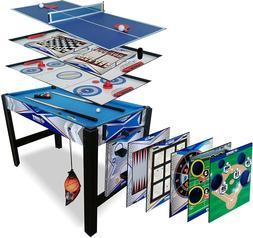 5 folding billiard pool table cues balls