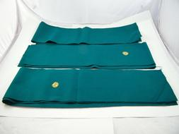 6 pool table rail cloth for 8