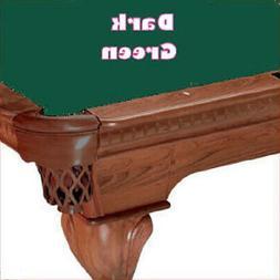 7' Simonis 760 Dark Green Billiard Pool Table Cloth Felt