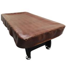 7/8/9ft Foot Heavy Duty Waterproof Billiard Pool Table Cover