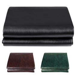 7/8/9ft Heavy Duty Fitted Leatherette Pool Table Billiard Co