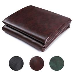 7/8/9FT Leatherette Billiard Pool Table Cover Heavy Duty Fit