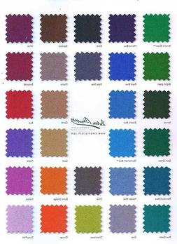 9' Simonis 760 Billiard Pool Table Cloth Felt   PICK YOUR CO