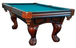 """7 foot POOL TABLE """"THE BOCA RATON"""" by BERNER BILLIARDS~BALL"""