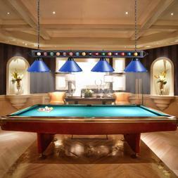 "70"" Light Pool Table Chandelier Billiard Pendant Ceiling Fix"