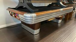 8.5 Brunswick Centennial Pool Table
