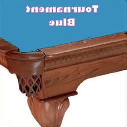 8' Simonis 760 Tournament Blue Billiard Pool Table Cloth Fel