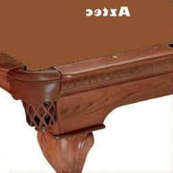 8 aztec classic 303 teflon billiard pool