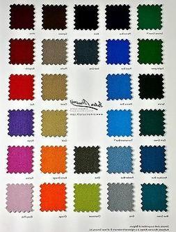 SIMONIS 860 7 FOOT TOURNAMENT BLUE POOL TABLE CLOTH