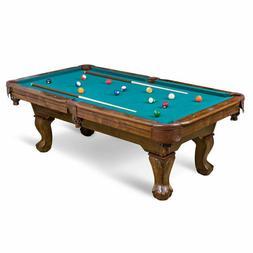 87 Classic Sport Brighton Pool Table Indoor Claw Leg Drop Po