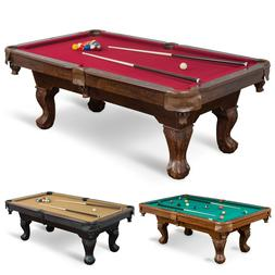 87 pool table billiard billiards set light