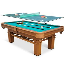 "EastPoint Sports 87"" Sinclair Billiard Pool Table with Table"