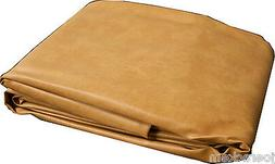 "9.5M Saddle Hood Fitted Pool Table Cover, 64""x114""  Double S"