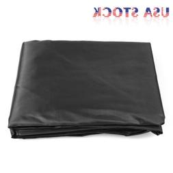 9 ' ft Foot PVC Rip Resistant Pool Table Billiard Cover W El