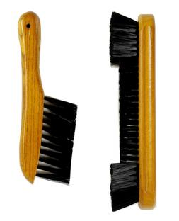 Iszy Billiards 9 Inch Nylon Pool Table and Rail Brush Oak Fi
