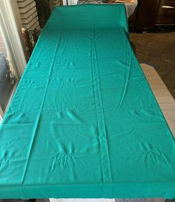 9' PRE CUT BILLIARD POOL TABLE REPLACEMENT FELT DARK GREEN/i
