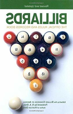 Billiards, Revised and Updated: The Official Rules And Recor