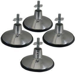 Game Room Guys Pool Table Leg Levelers - Set of 4