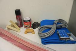 Recovering completed  Kit Accessory for 9 foot Billiard Pool