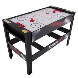 Triumph 4-in-1 Rotating Swivel Multigame Table – Air Hocke