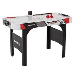 "Triumph Overtime 48"" Air-Powdered Hockey Table Includes 2 St"