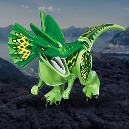 AMOFINY Baby Toys Large Triangle Dinosaur Double Ridge Drago