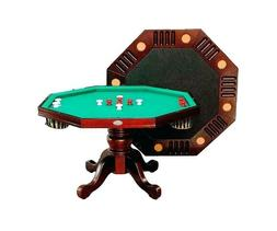 atlantic poker and bumper pool table color
