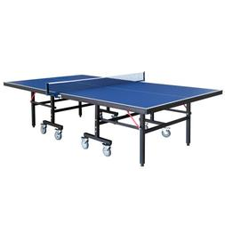 Hathaway Back Stop 9-Foot Table Tennis for Family Game Rooms