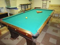 Brunswick-Balke-Collender Pool Table