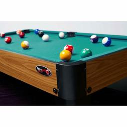 Playcraft Sport Bank Shot 40-Inch Pool Table / Green