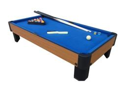 bank shot 40 pool table blue cloth