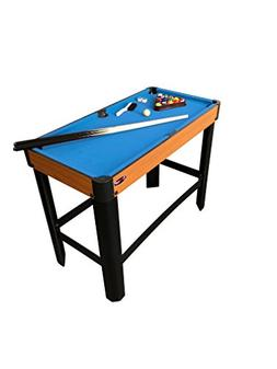 "Playcraft Sport Bank Shot 40"" Pool Table Standard Legs/Blue"