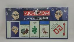 BERKSHIRE HATHAWAY MONOPOLY DIAMOND EDITION GAME 2005 WARREN