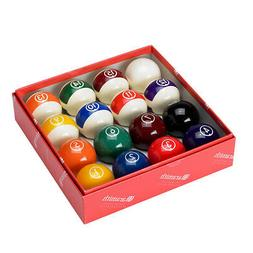 Aramith Billiards Continental Pool Table Ball Set