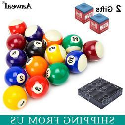"Billiards Pool Table Billiard Ball Standard Size 2-1/4"" 1 Ba"