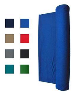 21 Ounce Pool Table Felt - Billiard Cloth - For A 7 Foot Tab