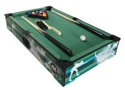 "*Brand New* MD Sports 24"" Tabletop Billiard Pool Table"