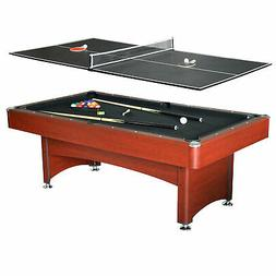 Carmelli Bristol 7-Ft Pool Table with table Tennis top