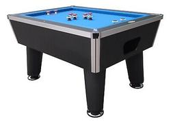 BUMPER POOL TABLE in BLACK ~SLATE~PROFESSIONAL~COMMERCIAL GR