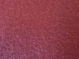 Championship Invitational Burgundy Pool Table Felt Cloth 8'