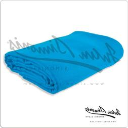 Simonis Cloth - 7ft Bed & Rail Set - TOURNAMENT BLUE - 860 H